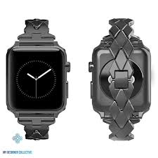 Designer 38mm Apple Watch Bands Diamond Link Watch Band For Apple Watch
