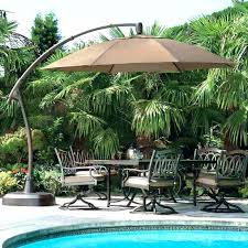 11foot patio umbrella foot patio umbrella ft patio umbrella patio umbrella tilt wooden 11 foot offset