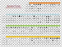 Wingdings Webdings Chart Template Font Png Clipart Area