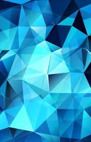 blue wallpapers designs for iphone. Brilliant Blue Blue Polygonal Design In Wallpapers Designs For Iphone S