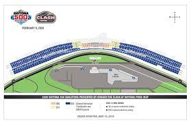Daytona 500 Seating Chart 2019 Matter Of Fact Daytona Speedway Seating Chart 2019 Daytona