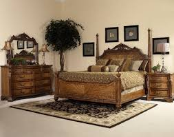 area rug size for king bed
