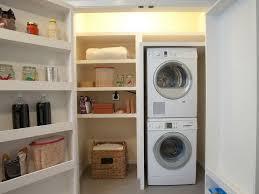 washer and dryer closet doors