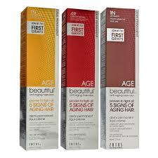 Age Beautiful Hair Color Chart Anti Aging Demi Permanent Liqui Creme Hair Color