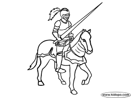 Small Picture coloring pages knights and royalty knights and medieval coloring