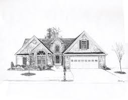 modern home architecture stone. Modren Stone Photos House Drawing Pencil Drawings Art Gallery Modern Houses Stone Home  Architecture Old Want Contemporary Plans Interior Design Styles Living Room Small  Intended