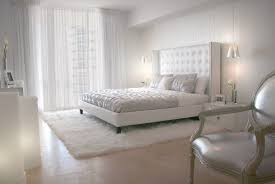 White Bedroom White Curtains For Bedroom Pierpointspringscom