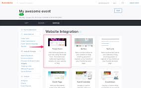 Eventbrite Design Templates Eventbrite Integration Webflow University