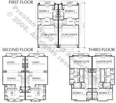 modern row house plan fresh row house floor plan row houses converting car garage carport row