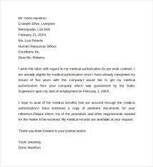 Sample Medical Treatment Authorization Letter