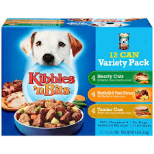 Kibbles N Bits Chefs Choice Bistro Homestyle Variety Pack