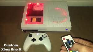 Led Light Xbox One Controller Custom Xbox One S Led Light Modification Youtube