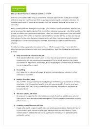 Interests Section On Resume Free Resume Example And Writing Download