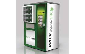 Canadian Vending Machines In Europe Best More Pot Vending Machines Coming To Vancouver