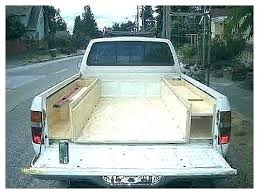 Pull Out Truck Box Truck Bed Tool Boxes With Drawers Pull Out Truck ...