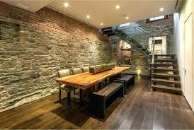 fake stone panels faux fireplace wallpaper walls for studio apartments designs refreshing interior wall canada fi