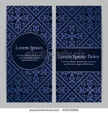 background with grant blue fl pattern inspired by ottoman and ic ornaments for wedding