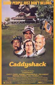 Caddyshack Movie Posters