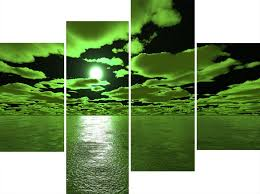 recent 3 green canvas wall decor view 10 of 15  on green wall art decor with best 15 of wall art for green walls