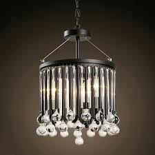 iron and crystal chandelier z style retro iron crystal chandelier northern crystal industrial light for dining iron and crystal chandelier