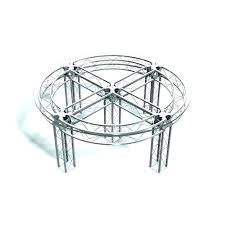 48 round glass table top inch glass table top inch glass table top medium image for 48 round