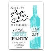surprise birthday party invite surprise party invitations paperstyle