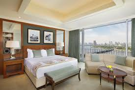 On Suite Bedroom Luxury Hotel Rooms And Suites Cairo The Nile Ritz Carlton Cairo