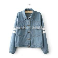 <b>Women's</b> London <b>New York</b>, Berlin Printing Denim / Jeans <b>Jacket</b> ...