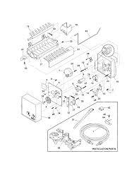 Frigidaire ice maker wiring schematic wiring diagram