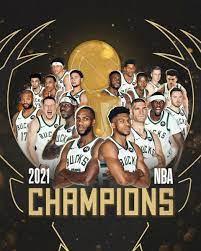 """Milwaukee Bucks on Twitter: """"The Milwaukee Bucks are CHAMPIONS OF THE  WORLD!!… """""""