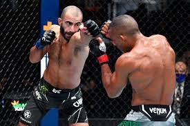 UFC Vegas 35 bonuses: Giga Chikadze ...