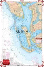 Sarasota Bay Nautical Chart Fort Myers To Tampa Bay Navigation Chart 21