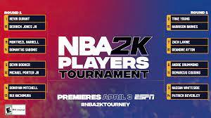 NBA 2K' tournament bracket: Live stream ...