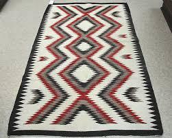 navajo klagatoh rug 65 x 37 mid 20th c excellent condition for