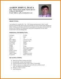 Application Letter For Resume Application Letter Pinterest