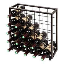 ODA <b>Wine rack</b> - <b>25</b> bottles - Metal | winestorageuk