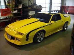 Chevrolet Camaro: 3rd Generation | Chevy Camaro | Pinterest ...