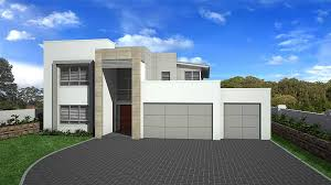 waterfront home designs. custom design for waterfront home site, metro facade style designs a