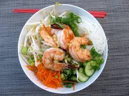 Recipe for Vietnamese shrimp bun - The ...