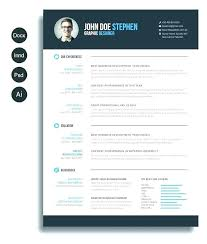 Free Professional Cv Template Word