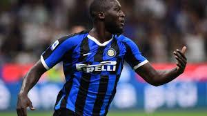 Inter Striker Romelu Lukaku: