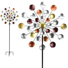 large garden spinners wind garden spinners galaxy wind spinner only at garden fun large metal garden large garden spinners wind