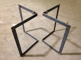 Chevron Metal Table Base Legs | Table | Pinterest | Legs, Metals And Tables