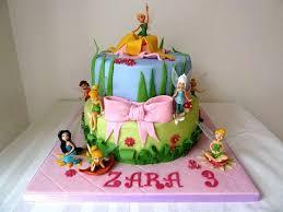 Fairy Garden Birthday Cake Ideas Darjeelingteasclub