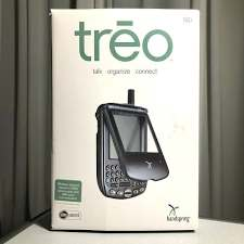 Palm Treo 180 - Steel blue (Unlocked ...
