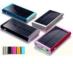 Portable Solar Charger SRA International |