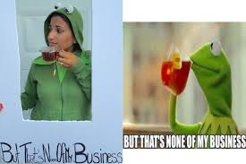 hallowmeme but that s none of my business costume