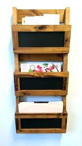 wood wall file wood wall file organizer photo 8 of 9 top ideas about wall file