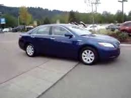 toyota camry 2007 blue. 2007 toyota camry blue stock 132803b y