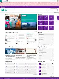 Sharepoint Website Examples Brilliant Ways To Customize Your Modern Sharepoint Intranet